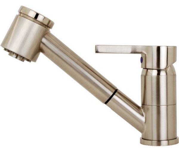 Wasserhähne Küche Günstige Bad Und Sanitär Shop: B-Ware Edelstahl Küchenarmatur Spültisch Armatur Brause